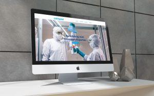 comprei Webseite von Boutique Design Studio Wien