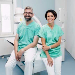 OA Dr. Fernar Amir, OA Dr. Elisabeth Altenhuber