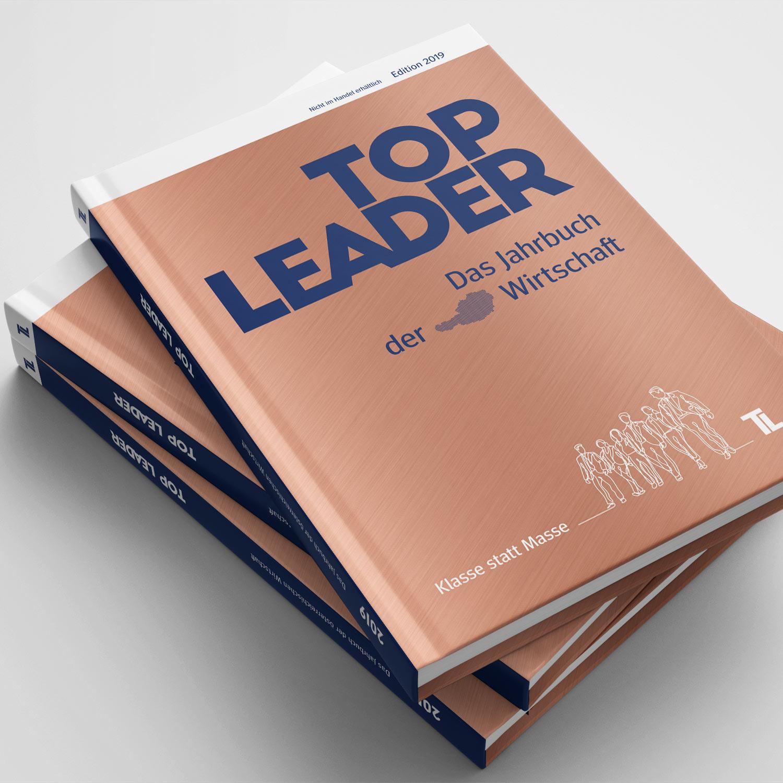 Top Leader – Österreichs Wirtschaftsjahrbuch für Letztentscheider,Erstauflage