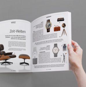 Top Leader Jahrbuch - Design und Layout